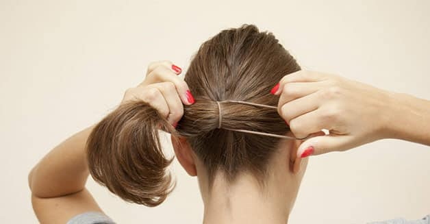 1433761904tight_pony Perlu Perawatan Khusus, Para Hijabers Wajib Tahu 5 Cara Tepat Merawat Rambutnya