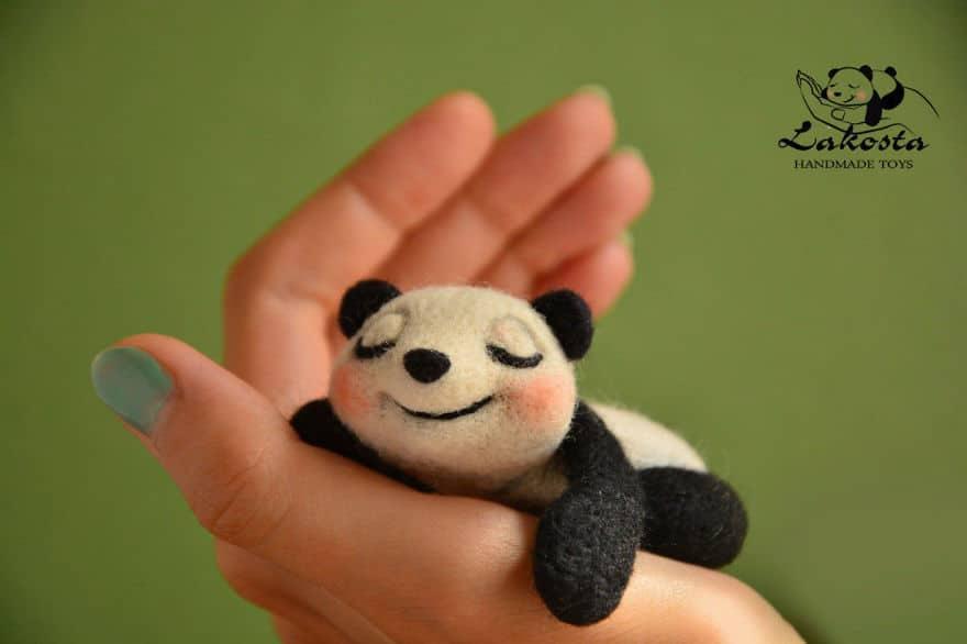 20-Cutest-Felted-Toys-Ever-By-LaKosta-59b2b3b55615f__880 Cute Banget, Kamu Pasti Gak Nyangka Kalau 18 Miniatur Hewan Ini Dibuat dari Kain Wol