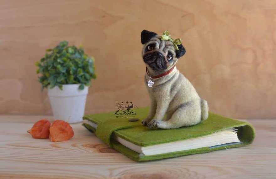 20-Cutest-Felted-Toys-Ever-By-LaKosta-59b2b3ba08b43__880 Cute Banget, Kamu Pasti Gak Nyangka Kalau 18 Miniatur Hewan Ini Dibuat dari Kain Wol