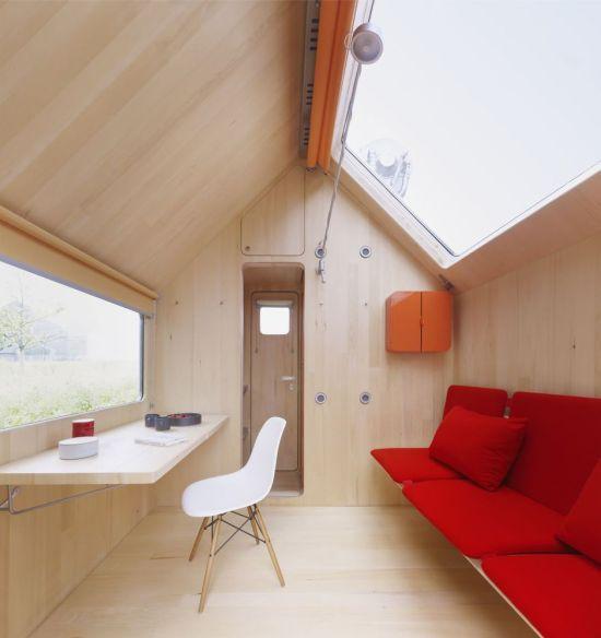 Diogene-by-Renzo-Piano-Interior Rumah Jadi Terasa Lebih Luas dan Extra Longgar dengan 10 Trik Cerdas Memanfaatkan Sudut-Sudut Ruangan Ini
