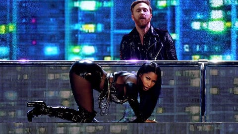 david-guetta-nicki-minaj-bbmas-2017-carpet-1548 Selesai Digelar, Ini 5 Momen Paling Heboh dari Billboard Music Awards 2017