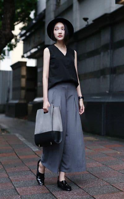 e02f5cdd2439a62c6cb049fd30f765aa Inspirasi 4 Outfit Ala Cewek Korea di Musim Gugur Ini Cocok Buat Melindungi Tubuhmu dari Bahaya Musim Pancaroba