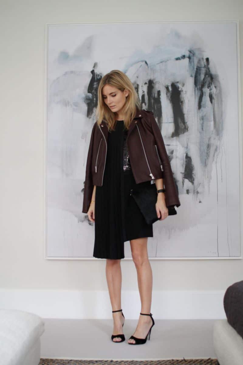 fash-5 6 Inspirasi Gaya untuk Dress Hitam Andalanmu