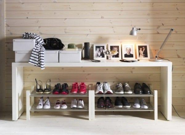 g Gak Cuma Rapi, 12 Inspirasi Penyimpanan Sepatu Anti Mainstream Ini Bisa Bikin Ruangan Tampak Lebih Indah