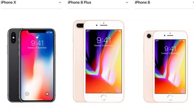 how-iphones-compare Mau Beli iPhone X dan iPhone 8 yang Lagi Hits? Perhatikan Dulu 5 Info Penting Ini