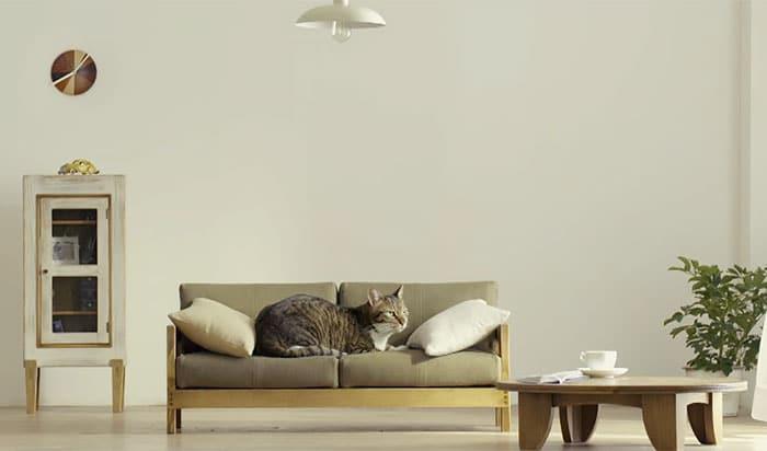 mini-furniture-cats-okawa-kagu-japan-7 Kini Hadir Furnitur untuk Kucing, Desainnya Bakal Bikin Kamu Ingin Punya!
