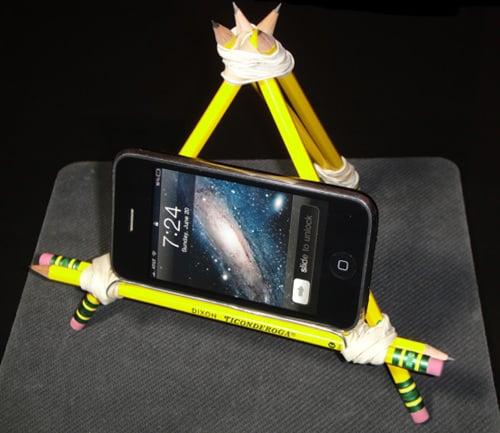 pencil Dari Barang Bekas, 10 Aksesori Smartphone Imut Ini Bisa Kamu Bikin Sendiri, Lho
