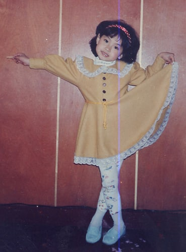 victoria Berwajah Imut, Intip Foto Masa Kecil 7 Leader K-Pop yang Bakal Bikin Kamu Gemas Melihatnya